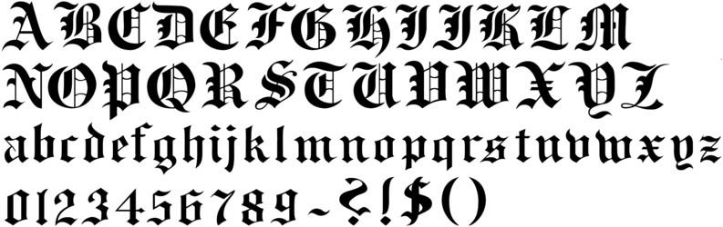 Callifonts s calligraphy fonts